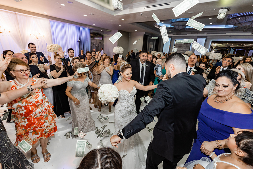 Traditional Armenian Wedding Dancing