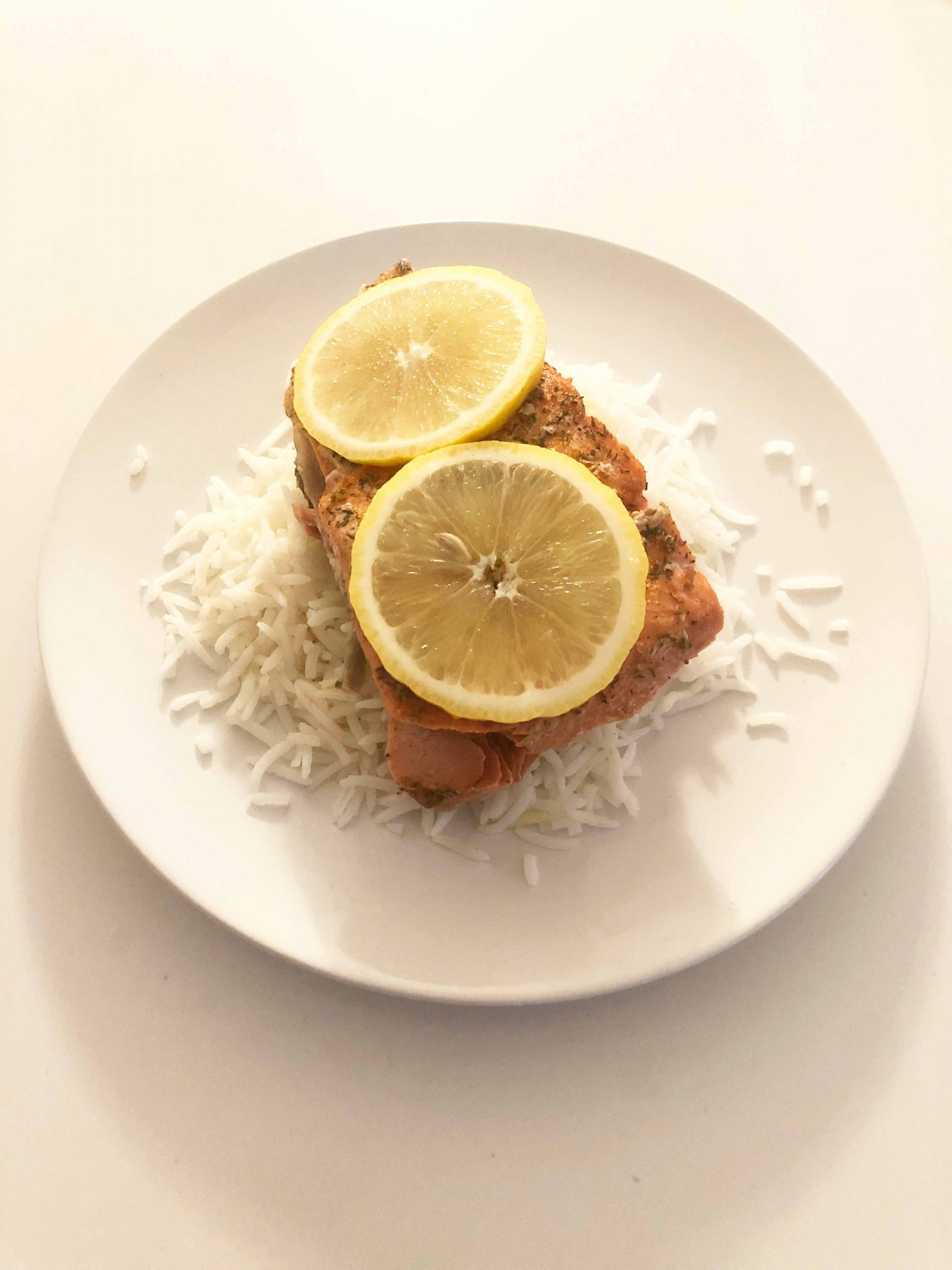 Lemon Dill Salmon-Recipe